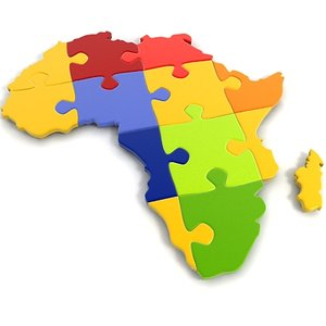 3d jigsaw puzzle africa