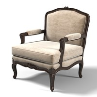 bizotto classic armchair chair luxury traditional a644