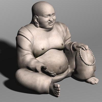 laughing buddha max