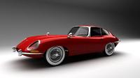 Jaguar E Type 1961