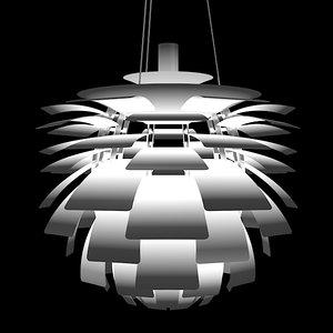 3d model louis poulsen ph