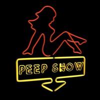 peep show neon