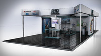 Exhibition Booth Concept 6