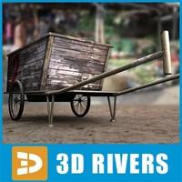 maya chinese cart