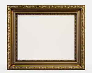 3d frame pictures classic model