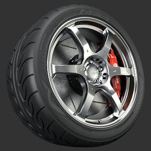 3d volk racing g2 wheel