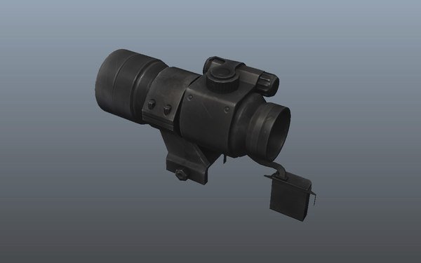 3d ma aimpoint rifle