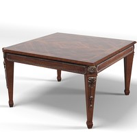 francesco molon classic table rectangular coffee cocktail