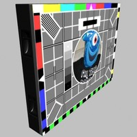 LED Video Wall Display Unit