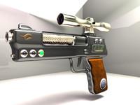 Laser Pistol