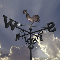 3ds max weather vane