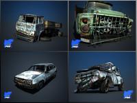 Wreak Cars Collection  II