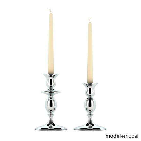 3ds max candleholder modern