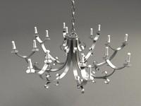materials lighting 3d model