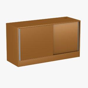 3ds office cupboard