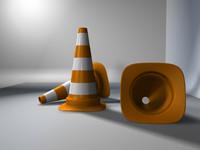 3ds max cones