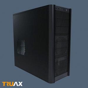antec 300 computer tower 3d max