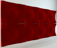 Offect Soundwave Swell acoustic wall panels