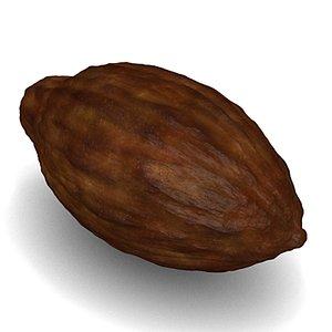 lwo cocoa pod