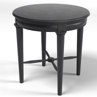 drexel lamp table 3d max