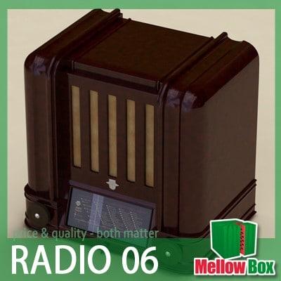 old radio york 3d 3ds