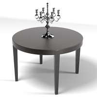 3d max meridiani power dining