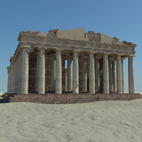 Ruins of the Parthenon
