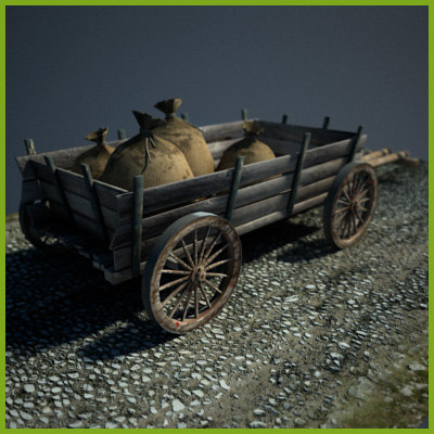 max medieval cart