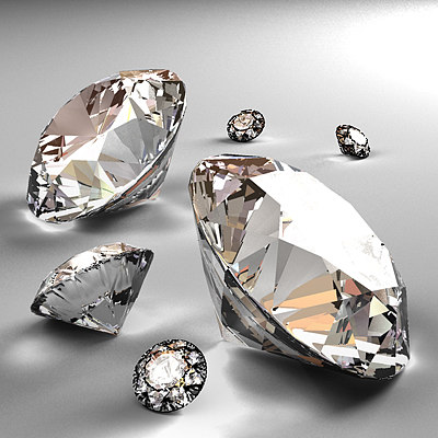 diamond cut max9 3d model