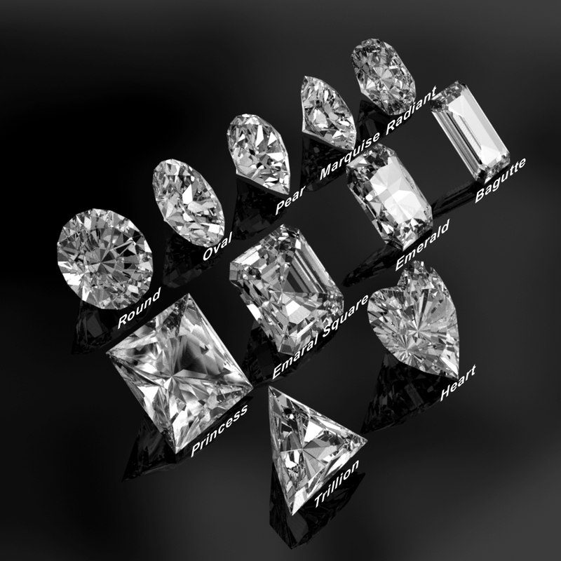 3d 11 diamonds