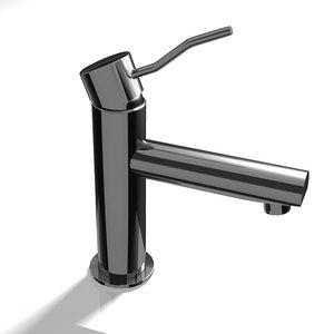 basin tap mixer 3d lwo
