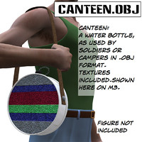 Canteen.obj