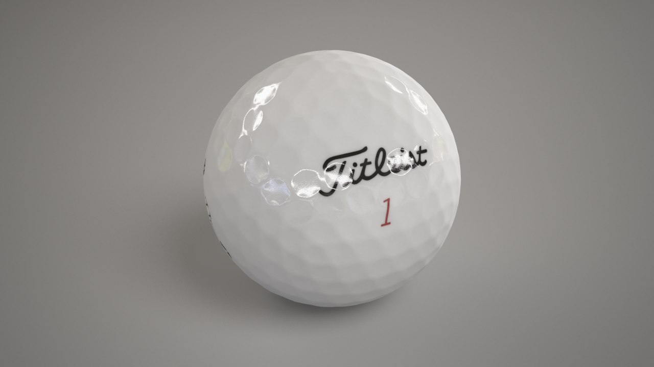 lwo golf ball