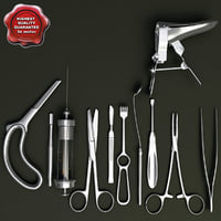 Medical Instruments Collection