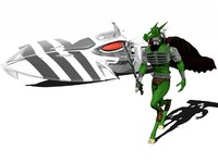 Nemesis The Warlock and Blitzspear