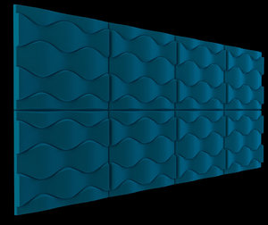 3d offect soundwave flo acoustic