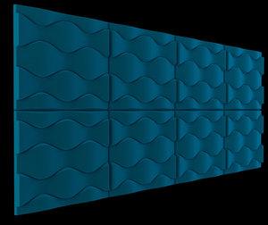 3d offect soundwave flo acoustic
