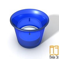 candlestick dxf free
