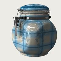 max ceramic jar