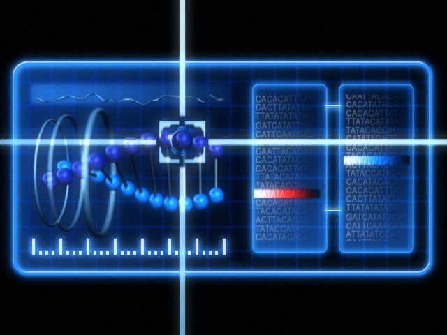 maya dna screen sci-fi