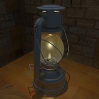 kerosene lamp max