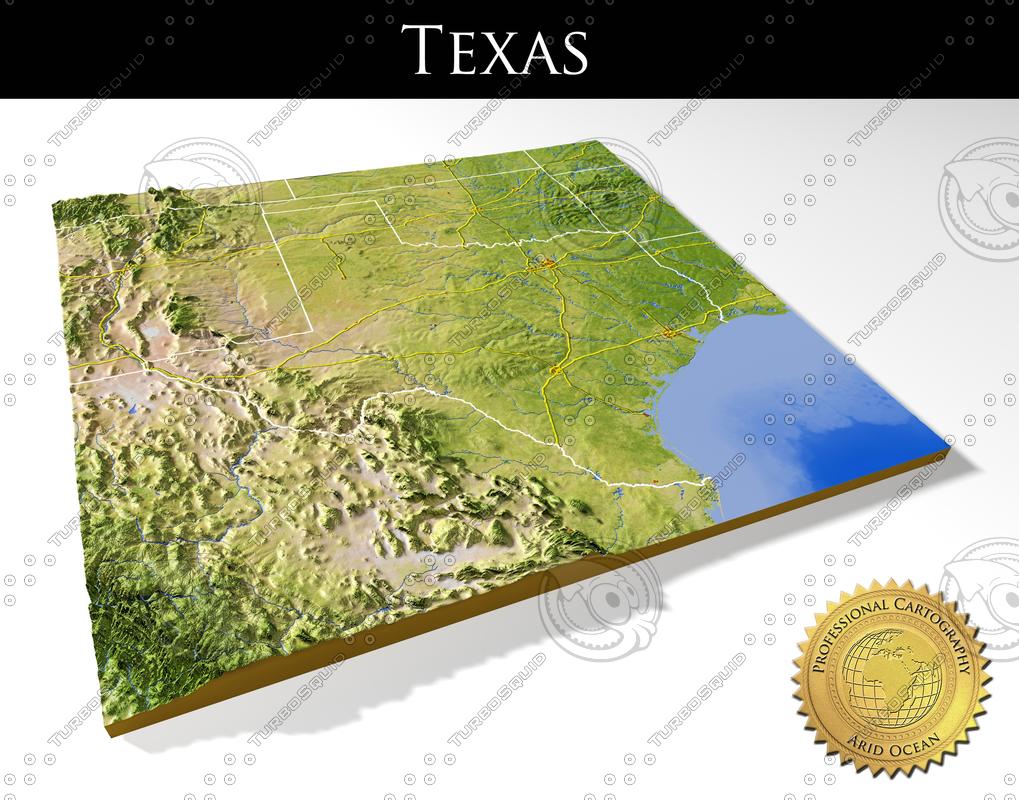 max relief texas