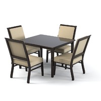 Misura Emme modern dining table chair contemporary