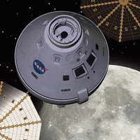 Orion Space Capsule