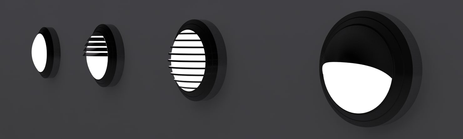 wall lamps 3d 3ds