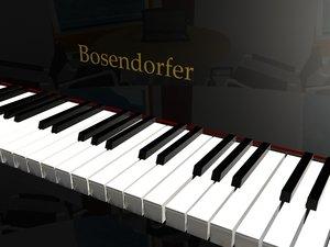 x vertical bosendorfer