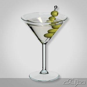 martini 3d 3ds