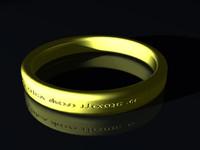 gold ring x free