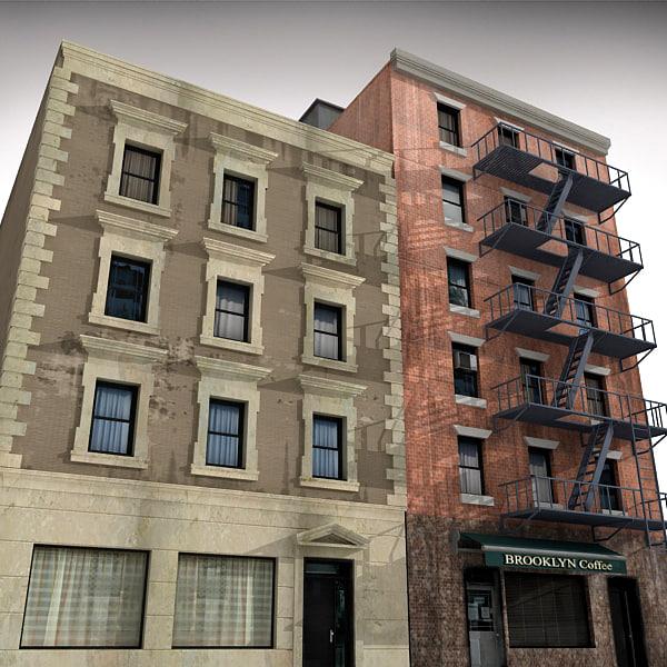 buildings 3ds