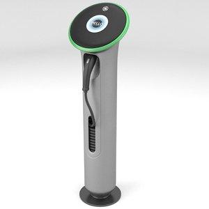 ge wattstation 3d model